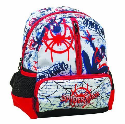 cc69ed49e8 Gim Spiderman Σχολική Τσάντα ...