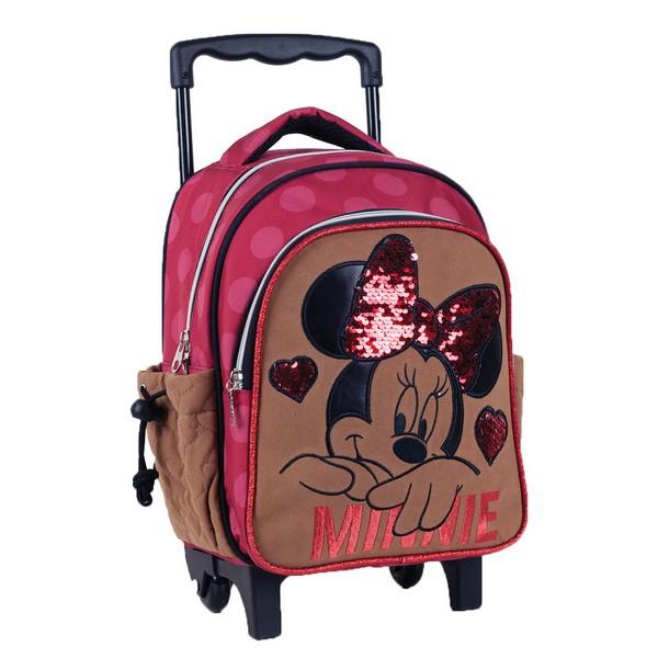 Gim Minnie Σχολικό Τρόλεϊ Νηπίου (340-47072) 2020