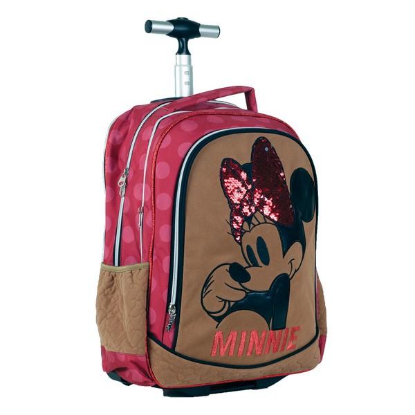 Σχολικό Τρόλεϊ Δημοτικού Minnie Mouse Gim (340-47074) 2020