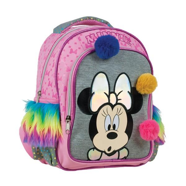 Minnie Σχολική Τσάντα Νηπίου Gim (340-48054) 2020