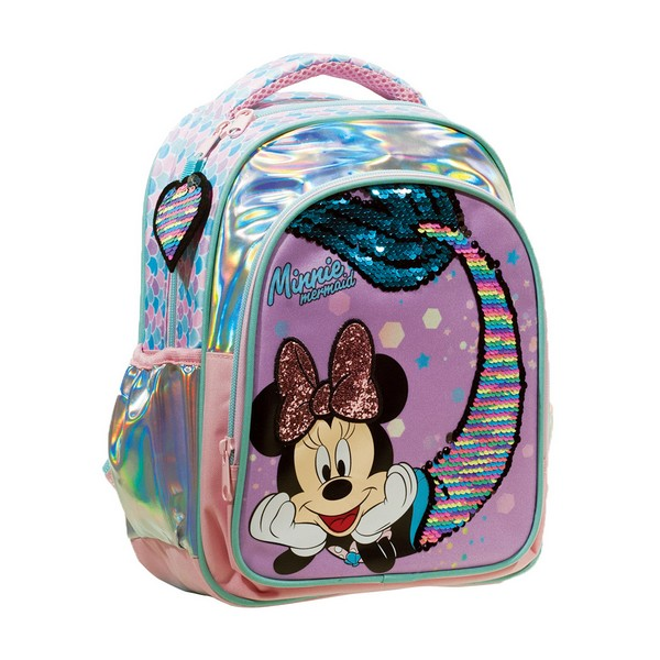 Minnie Σχολική Τσάντα Νηπίου Gim (340-50054) 2020