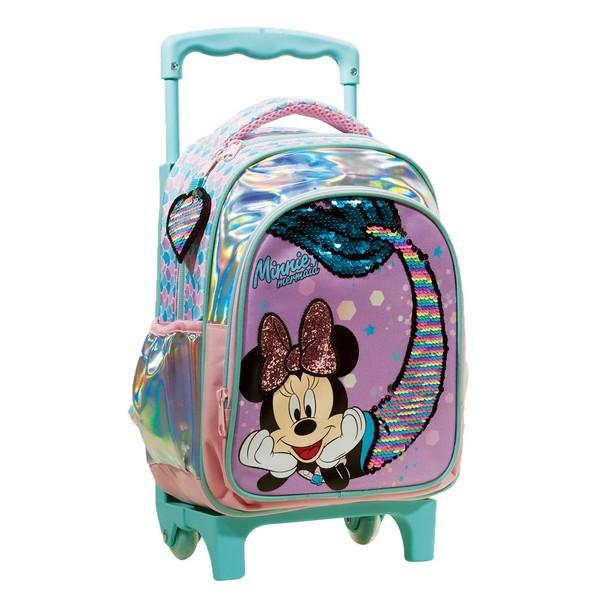 Gim Minnie Σχολικό Τρόλεϊ Νηπίου (340-50072) 2020