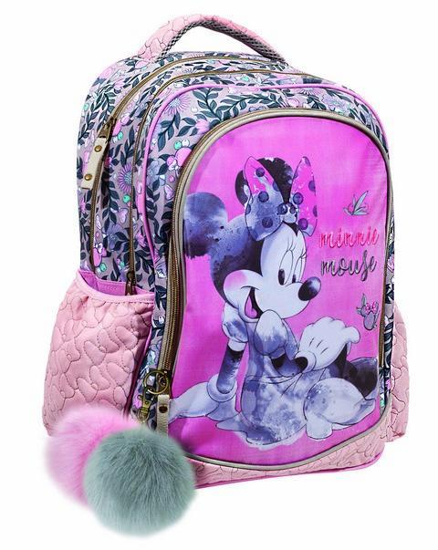 Gim Minnie Poetic Σχολική Τσάντα Δημοτικού 2019