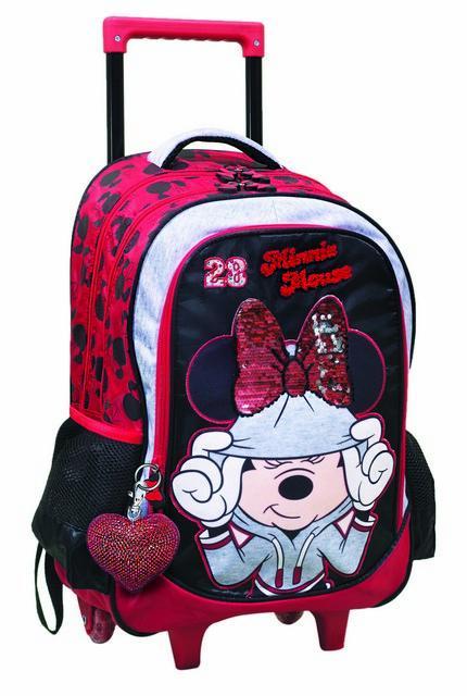 Gim Minnie Athletic Σχολικό Τρόλεϊ Δημοτικού 2019