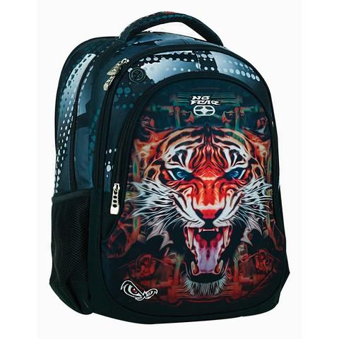 Σχολική Τσάντα Πλάτης No Fear India Tiger (347-76031) 2020