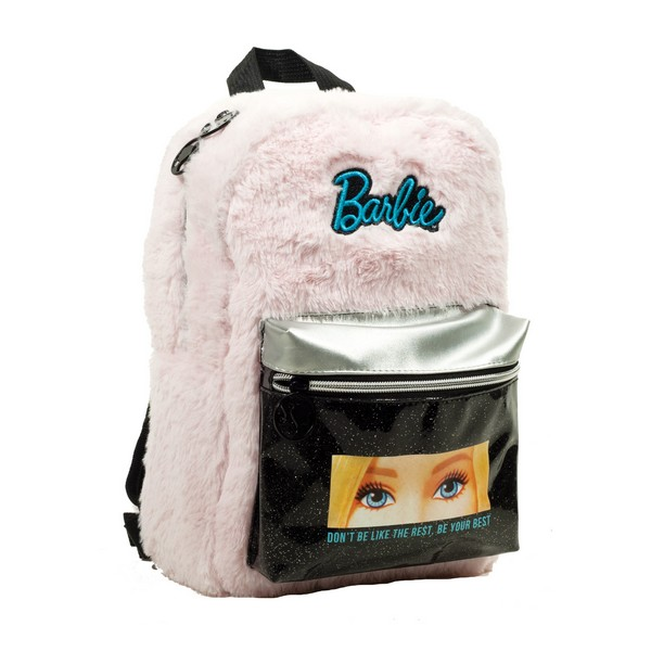 Barbie Σχολική Τσάντα Νηπίου Gim (349-65053) 2020