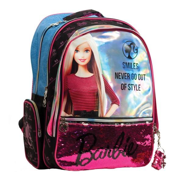 Barbie Σχολική Τσάντα Δημοτικού Gim (349-66031) 2020