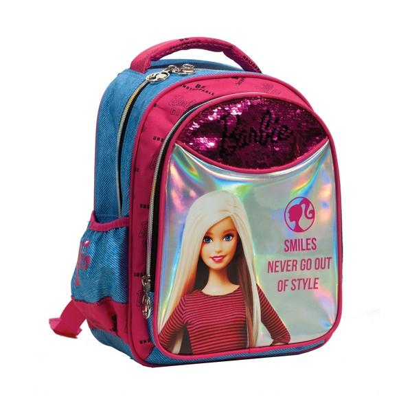 Barbie Σχολική Τσάντα Νηπίου Gim (349-66054) 2020