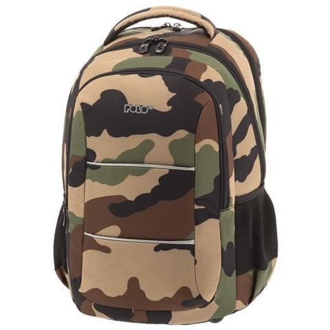 POLO Σχολική Τσάντα METRO Παραλλαγή (9-01-212-46)