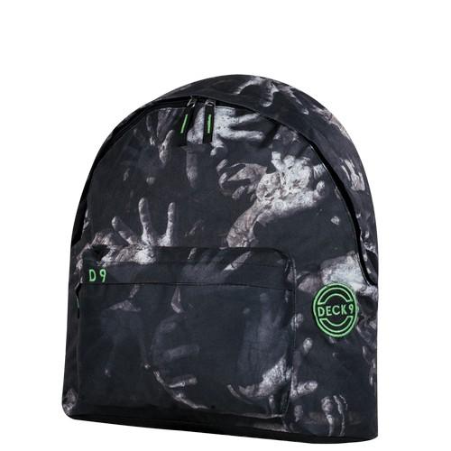 Deck 9 Art Bag Σχολικό Σακίδιο Γυμνασίου - Λυκείου (801-813-75)