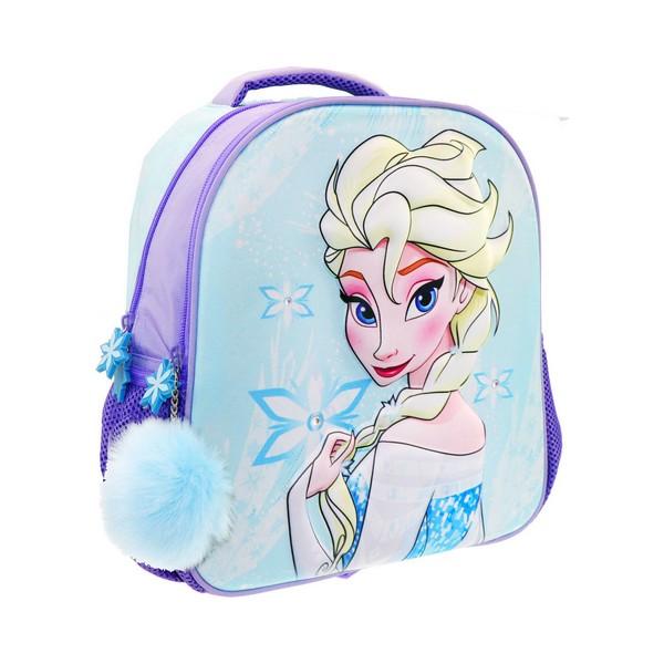Frozen 3D Σχολική Τσάντα Νηπίου Διακάκης (562169)