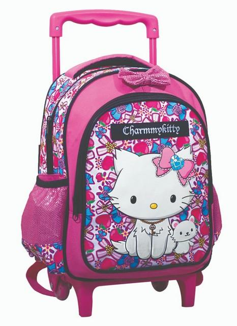Gim Charmmy Kitty Σχολικό Τρόλεϊ Νηπίου 2019