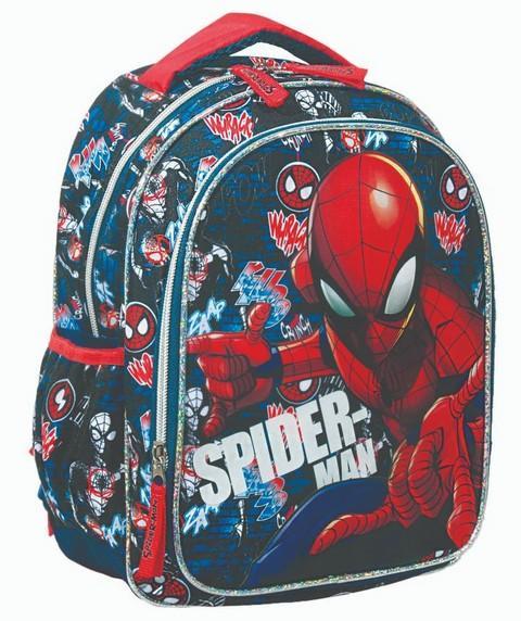 Gim Spiderman All Over Σχολική Τσάντα Νηπίου 2019