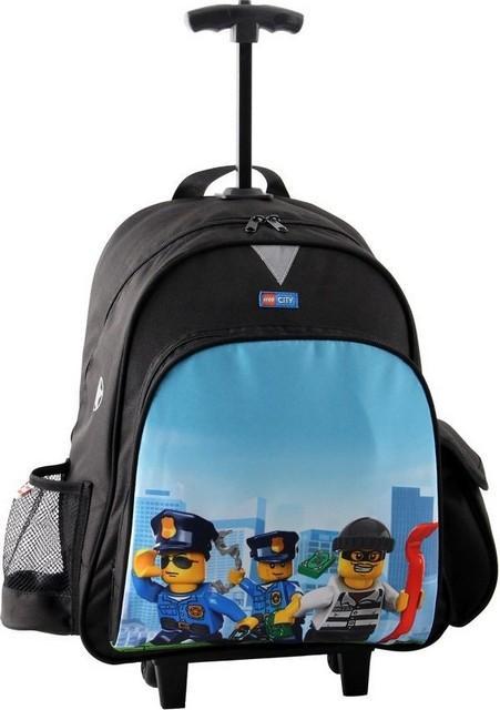 Lego Σχολική Τσάντα Νηπίου Τρόλει City Police 2019