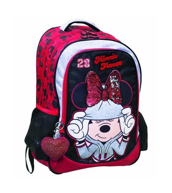 Minnie Athletic Σχολική Τσάντα Δημοτικού Gim (340-67031) 2020