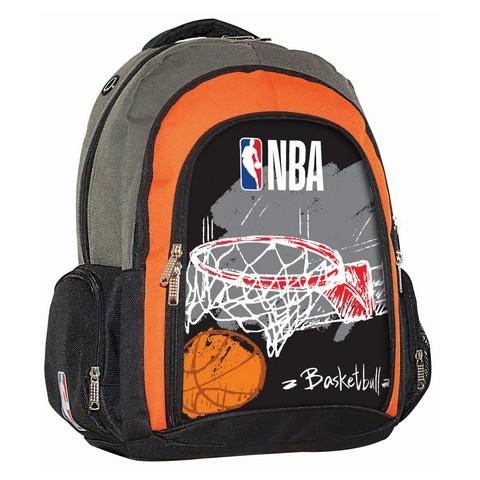 NBA Σχολική Τσάντα Πλάτης Red Basket (338-41031) 2020