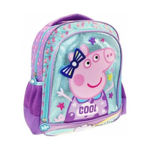 Peppa Cool Σχολική Τσάντα Νηπίου Διακάκης