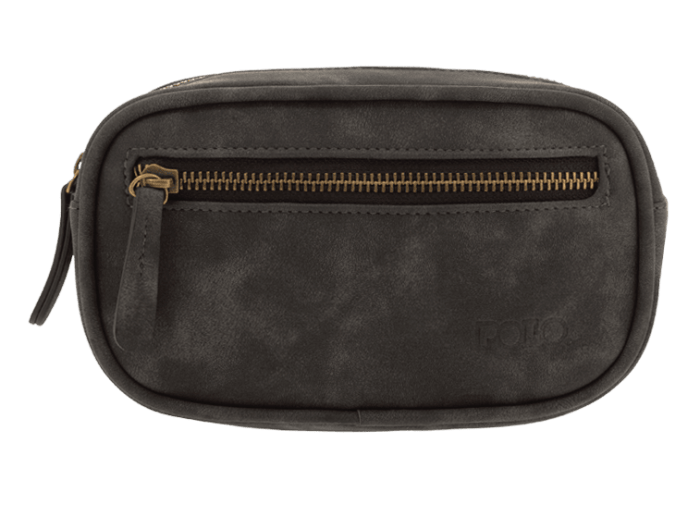 POLO Lady Leather Style Μπανάνα Γκρι 2019