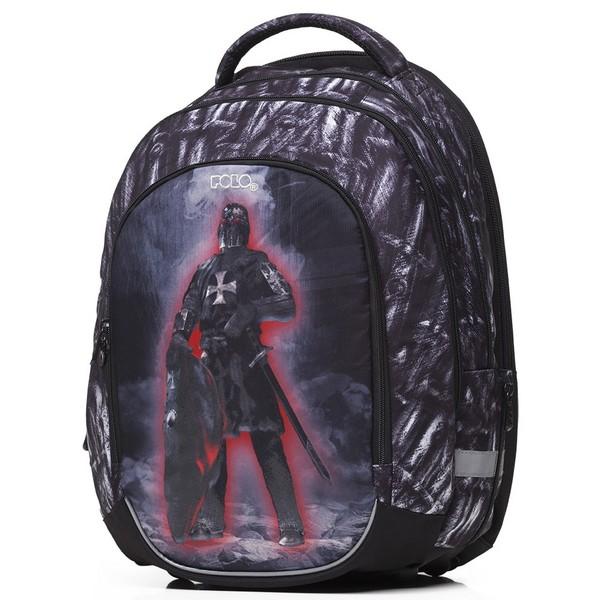 POLO Σχολική Τσάντα Season Glow Ιππότης (901-267-8016) 2020