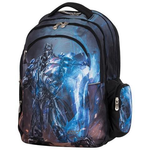 POLO Σχολική Τσάντα Dino Transformers (901-219-05)