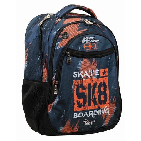Σχολική Τσάντα Πλάτης No Fear Skate 8 (347-68031) 2020
