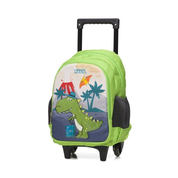 POLO Σχολικό Τρόλευ Νηπίου Dino (901-008-8036) 2020