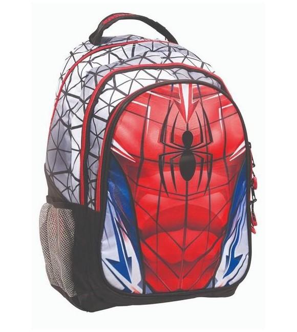 Spiderman Suits Σχολική Τσάντα Δημοτικού Gim (337-74031) 2020
