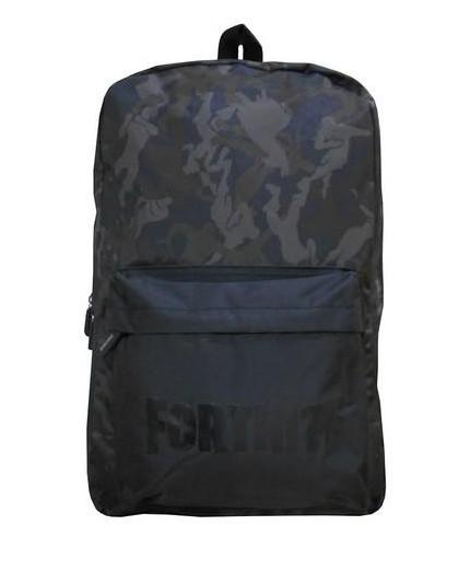 Σχολική Fortnite Τσάντα Πλάτης Black (300-00056)