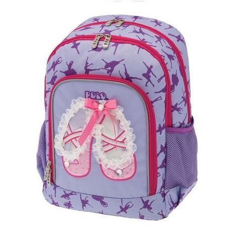 Σχολική Τσάντα POLO Primary Νηπίου Girly Shoes (901-247-11)