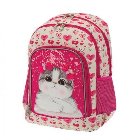 Σχολική Τσάντα POLO Primary Νηπίου Kitty (901-247-16)