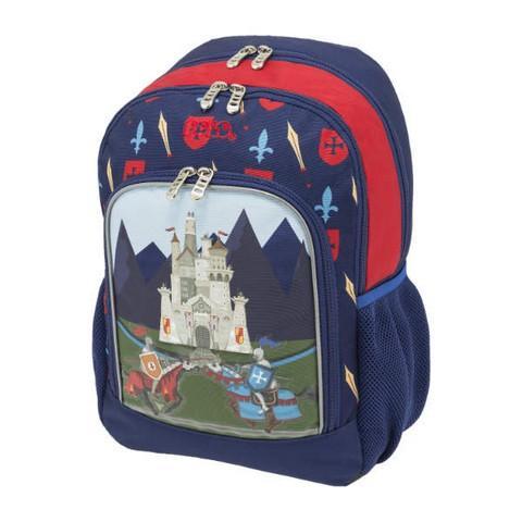 Σχολική Τσάντα POLO Primary Νηπίου Knights Castle (901-247-21)