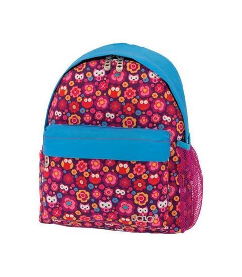 Σχολική Τσάντα POLO Νηπίου Mini Bag Owls (901-067-69)