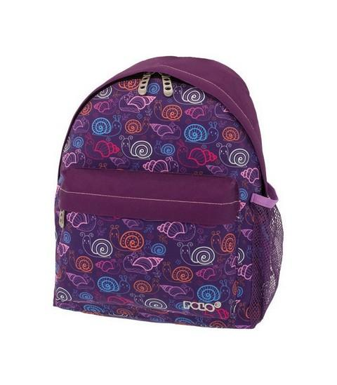 Σχολική Τσάντα POLO Νηπίου Mini Bag Shells (901-067-70)
