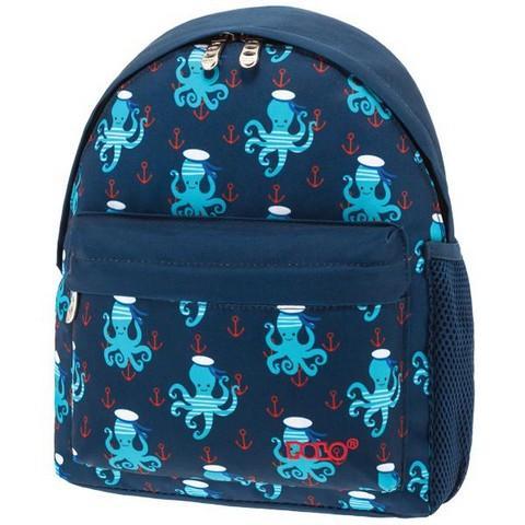 Σχολική Τσάντα POLO Νηπίου Mini Octopus (901-067-76)