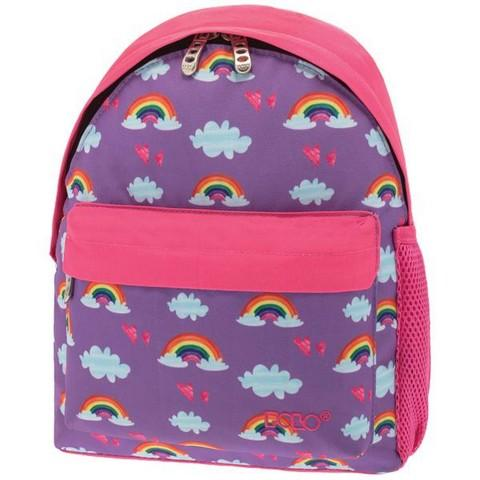 Σχολική Τσάντα POLO Νηπίου Mini Rainbow (901-067-71)