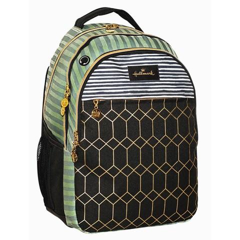 Τσάντα Δημοτικού Hallmark Stripe (333-04031) 2020